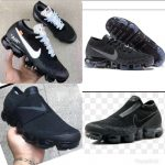 Nike Vapormax (Black Colours)