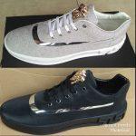 Versace Crystal Sneakers