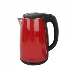 Syinix CLD-1701 Cordless Kettle – 1.7 Litre Red