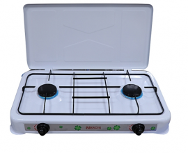 mikachi table top gas cooker