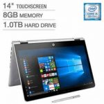 HP 14inch i5 1TB/8gb touch X360