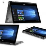 Dell i3 1TB/4GB touchx360 7th gen