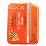 Makari Extreme Argan and carrot exfoliating soap