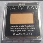 Mary Kay Creme to Powder Foundation