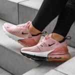 Ladies Nike Air Max 27C (Pink Color)