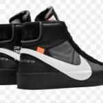 Nike Blazer MID (Black Color)