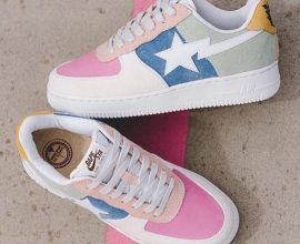 bape air force 1