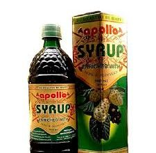 apollo syrup in ghana