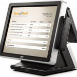 HP Touchscreen All-in-one POS Terminal