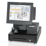 Complete IBM Touch All-in-One POS System