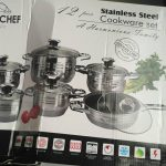 Original German Chef Cookware Set