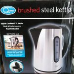 Quest Stainless Steel Kettle