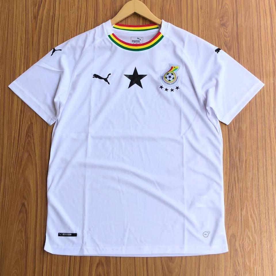 best sneakers 9961c 16a16 Black Stars Jersey In Ghana | Soccer Jersey | Reapp Gh