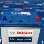 15 Plates Bosch Battery