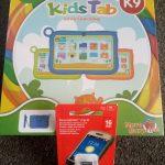 Kids Tak k9 16gb + 16gb SD card with games