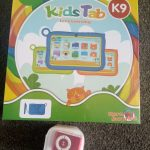 K9 kids tab 16gb +free MP3 player,games