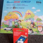 Kids smart 8GB+16GB SD card ,free games