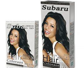 subaru hair dye