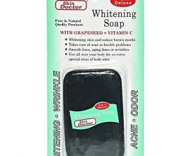 skin doctor whitening soap