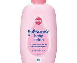 johnson baby lotion
