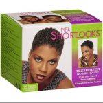 Short Looks Hair Relaxer