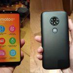 Motorola E5play original warranty