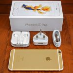 IPhone 6s plus 16gb plus free 16 gig SD card