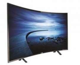 40 inch curved tv