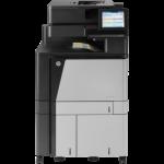 HP Color Laserjet Flow MFP M880.