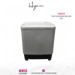 Nasco 6KG Twin Tub Washing Machine