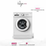 Nasco 6Kg Front Load Washing Machine