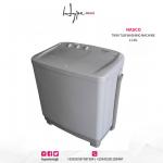 Nasco 10Kg Twin Tub Washing Machine