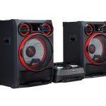 LG Hifi System XBOOM CK99 (5000) WATTS)
