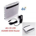 Huawei B593 4G LTE CPE Router-SIM
