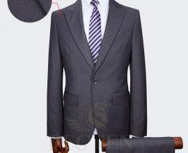 dark grey suit in ghana
