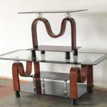 Glass Center Table & Coffee Table