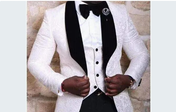Buy Black And White Wedding Suit In Ghana Reapp Gh,Casual Outdoor Wedding Dress Ideas