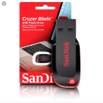 Original Sandisk Cruzer Blade Flash Drive 16GB