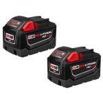 MILWAUKEE-Battery Pack-18V