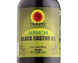 tropic isle black castor oil