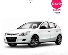 hyundai i30 2008 price in ghana