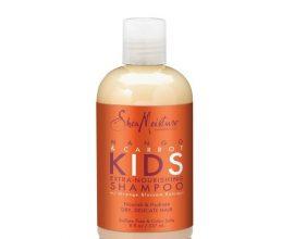 shea moisture mango and carrot shampoo