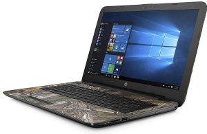 hp notebook realtree
