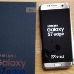 Samsung Galaxy S7 Edge duos (2 sim)