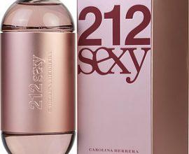 212 sexy women perfume