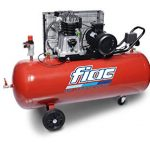 FIAC-Air Compressor-100Ltr 2HP 10BAR 1PH 265LTR/MIN