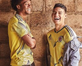 colombia jersey 2019