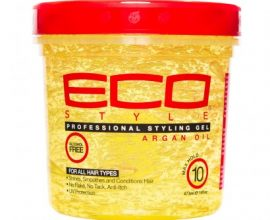 eco styler gel argan oil