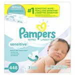 Pampers Wipes Lingettes