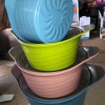 Original Die Cast Aluminium Cookware